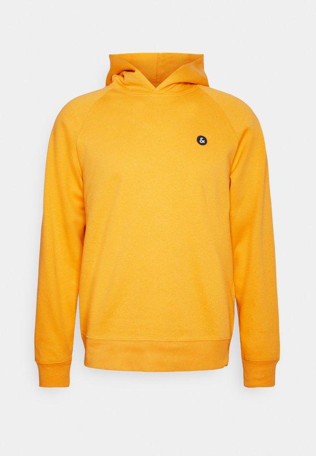Hoodie - spicy mustard