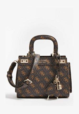 KATEY - Handbag - mehrfarbig braun