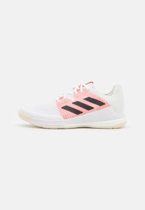 CRAZYFLIGHT - Volleybalschoenen - footwear white/core black/solar red