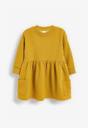 COSY - Day dress - ochre