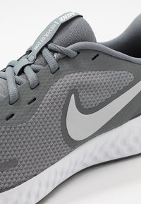Nike Performance - REVOLUTION 5 - Neutral running shoes - cool grey/pure platinum/dark grey - 5