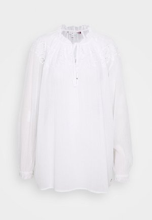 RUTH BLOUSE - Bluser - optic white
