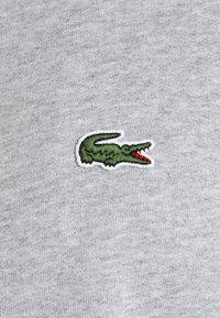 Lacoste Sport - JACKET - Mikina na zip - silver chine - 6