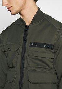 G-Star - MULTIPOCKET - Summer jacket - asfalt - 5
