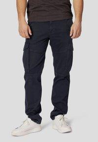 MARCUS - Cargo trousers - ultra dark navy - 0