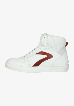 Sneakers - white/red 1620