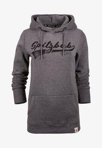 Spitzbub - CHARLOTTE - Hoodie - grey - 0