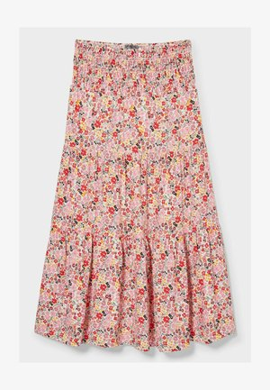Maxi skirt - multicoloured