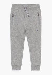 Polo Ralph Lauren - BOTTOMS PANT - Tracksuit bottoms - grey heather - 0