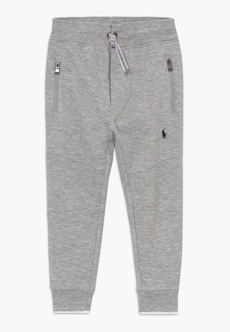 Polo Ralph Lauren - BOTTOMS PANT - Tracksuit bottoms - grey heather