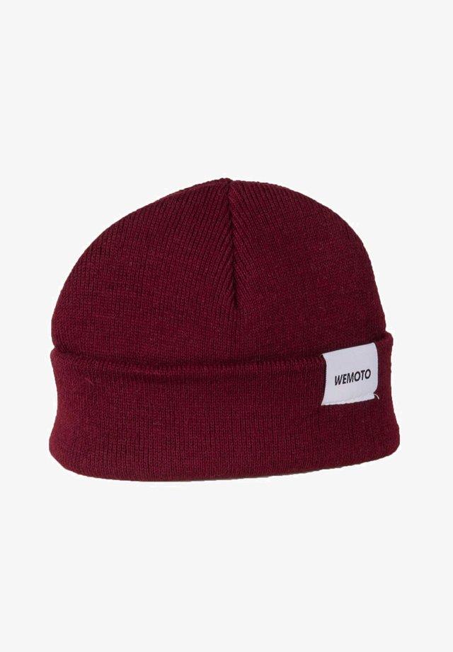 SHILOH - Beanie - burgundy