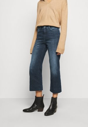 SWEEPERS - Jeansy Skinny Fit - blau
