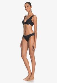 Roxy - MIND OF FREEDOM - BÜGEL FÜR FRAUEN - Bikini top - anthracite - 1