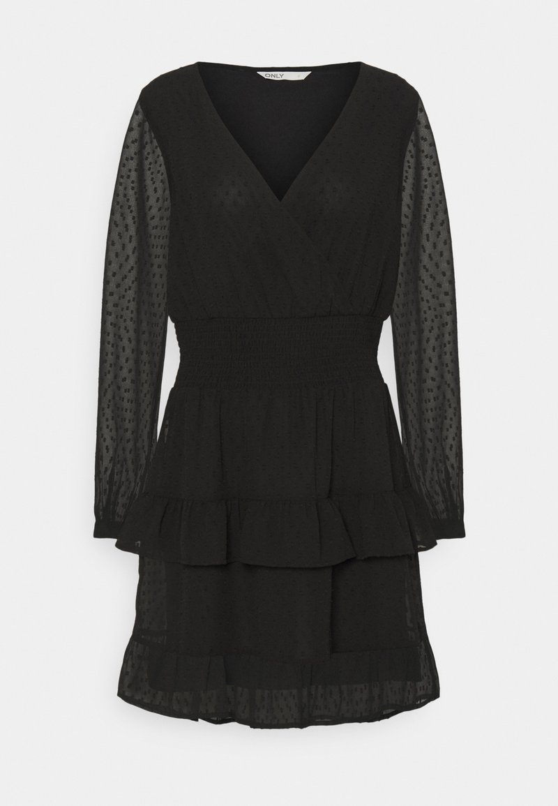 ONLY - ONLLYNG DRESS - Cocktail dress / Party dress - black