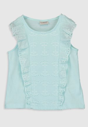 Top - turquoise