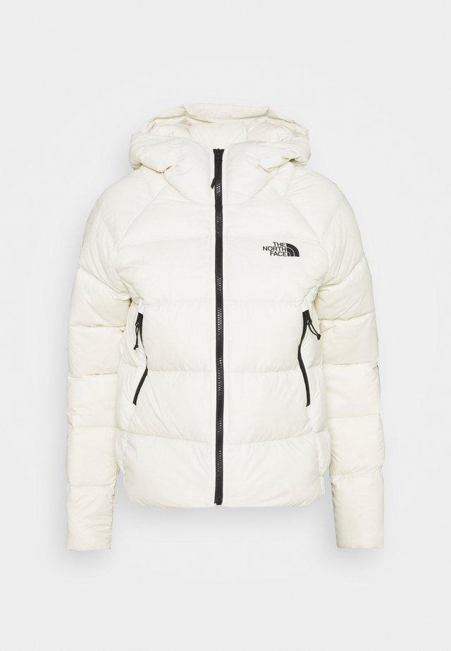 HYALITE HOODIE - Gewatteerde jas - vintage white