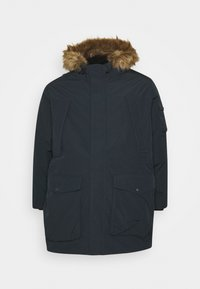 Jack & Jones - JJASHER - Zimní kabát - dark navy - 0