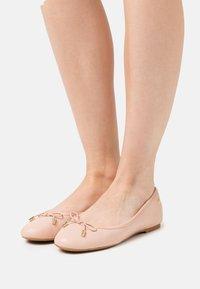Lauren Ralph Lauren - JAYNA - Baleriny - ballet pink - 0