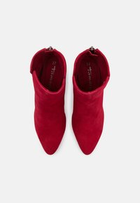 Tamaris - Ankle boots - cherry - 5