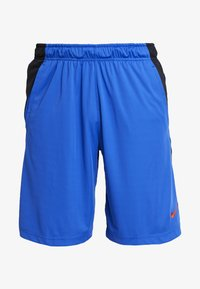 Nike Performance - DRY SHORT HYBRID - Sports shorts - game royal/black/habanero red - 5