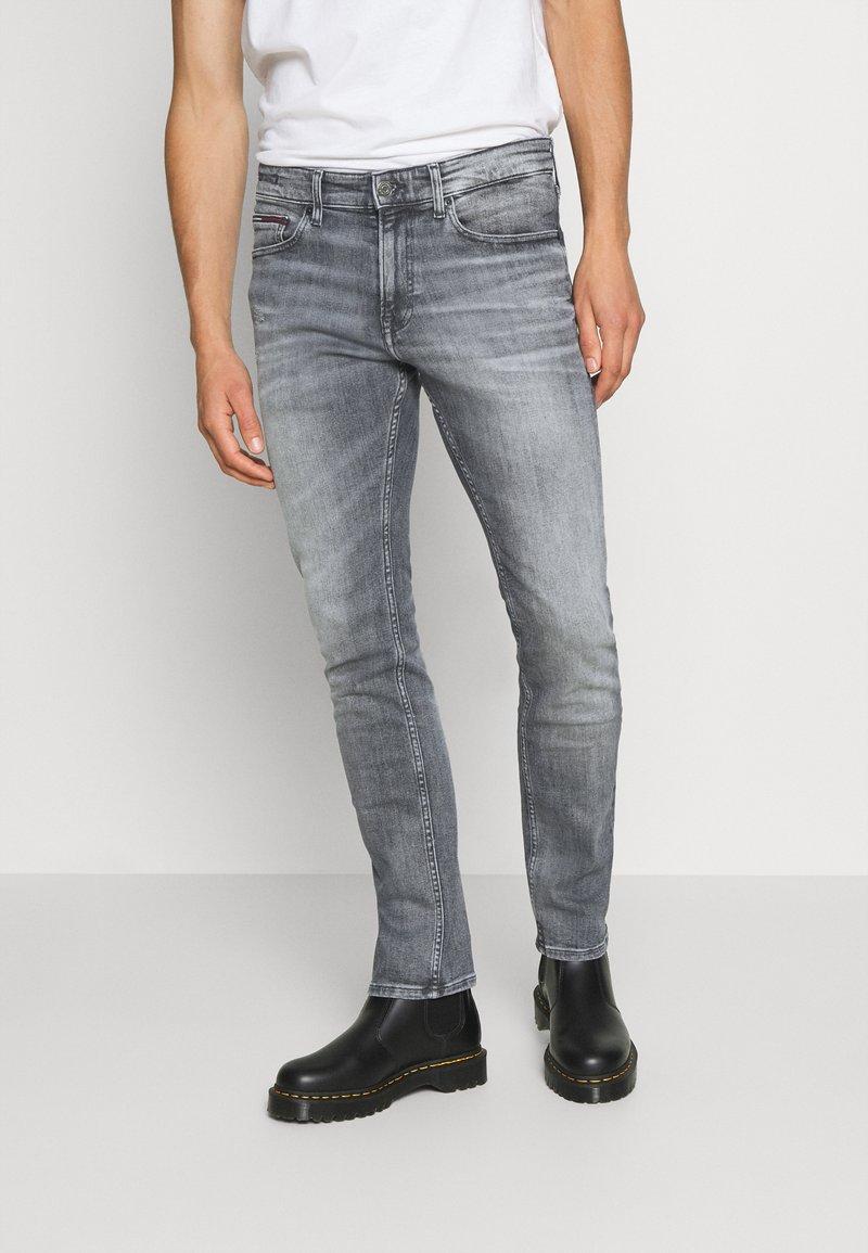 Tommy Jeans - SCANTON SLIM - Slim fit jeans - king iron grey