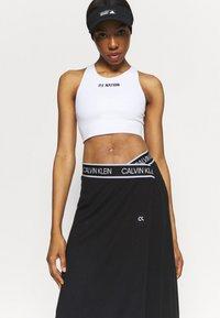 Calvin Klein Performance - SKIRT - Sports skirt - black - 3