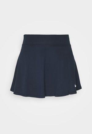 VICTORY FLOUNCY SKIRT - Sports skirt - obsidian/white