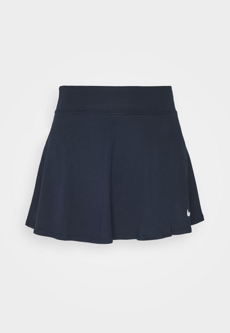 Nike Performance - FLOUNCY SKIRT - Sports skirt - obsidian/white