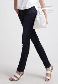 AG Jeans - HARPER - Straight leg jeans - dark blue denim - 3
