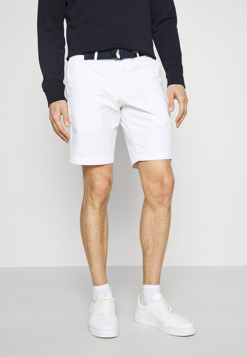 Tommy Hilfiger - BROOKLYN LIGHT - Shorts - white