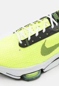 Nike Sportswear - AIR ZOOM TYPE - Trainers - volt/black/white - 7