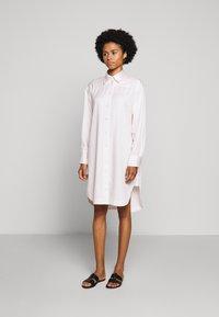 Filippa K - VIV DRESS - Košilové šaty - faded pink - 0