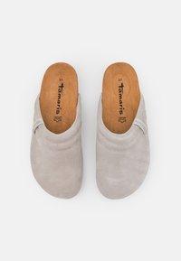 Tamaris - Mules - light grey - 5