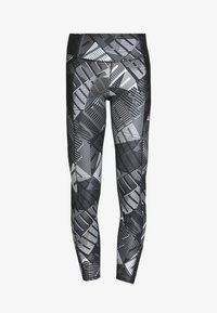 Puma - BE BOLD 7/8 - Leggings - black/grey/white - 3