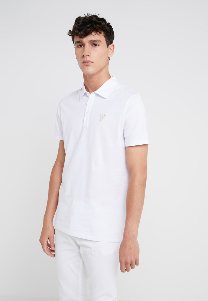 Versace Collection - Polo - bianco/oro
