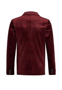 WE Fashion - Giacca - burgundy red - 2