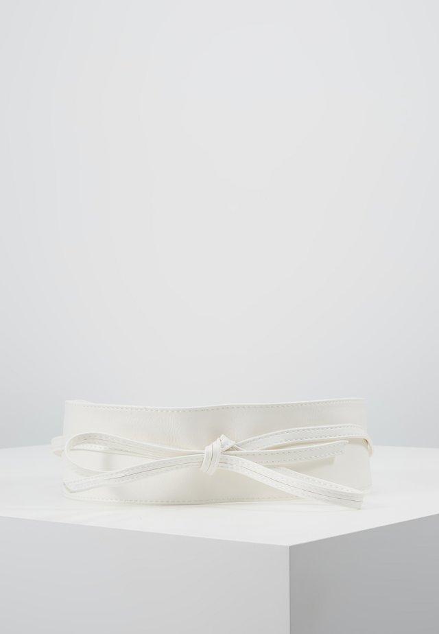 SKIMONO - Taljebælter - blanc