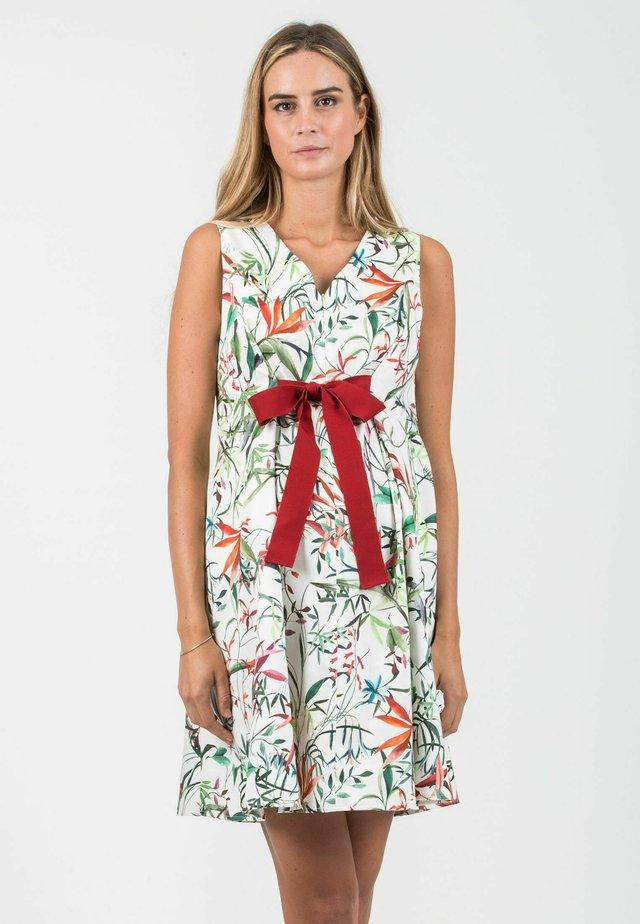 BENEDETTA - Korte jurk -  white