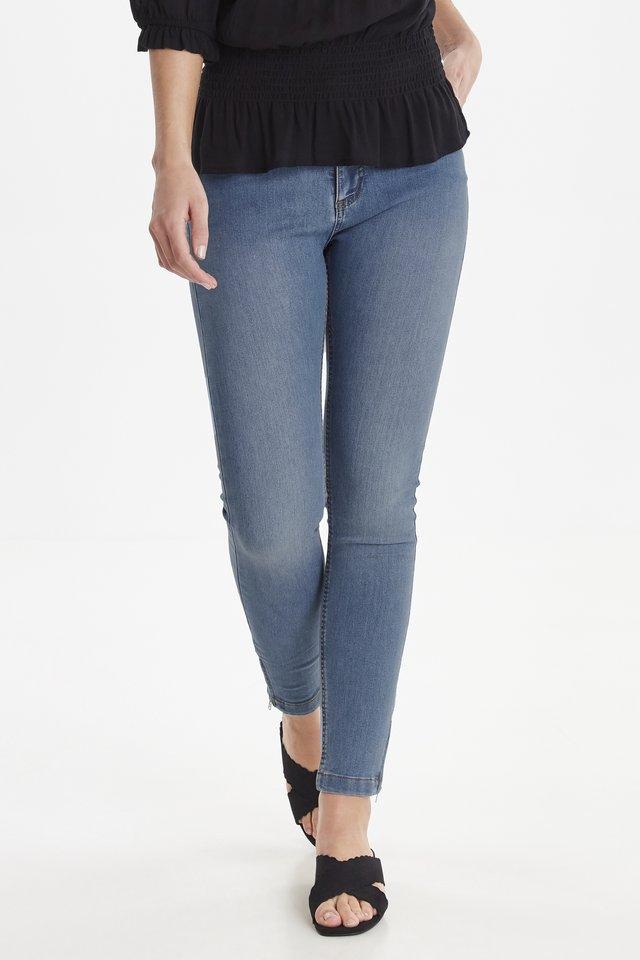 BYLOLA BYLIKA  - Jeans Skinny Fit - blue denim