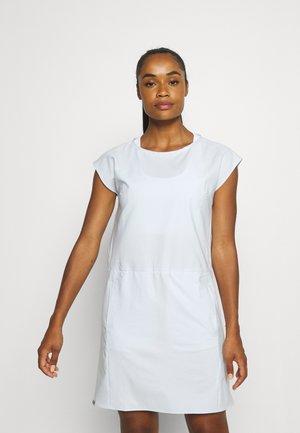 DAWN DRESS - Sportovní šaty - light blue