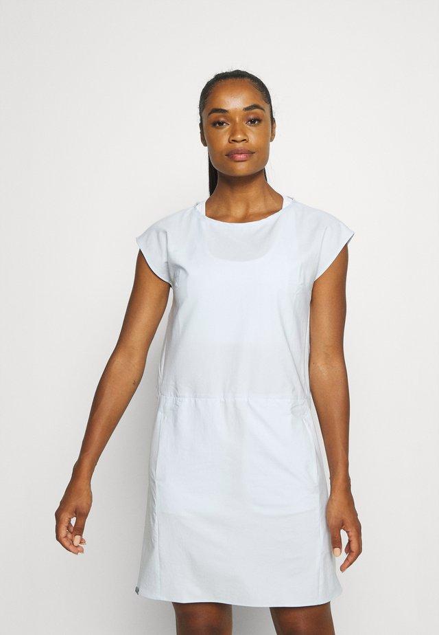 DAWN DRESS - Sports dress - light blue