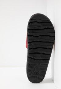 Jordan - BREAK - Sandaler - gym red/black/white - 4