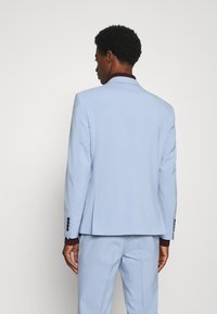 Lindbergh - PLAIN MENS SUIT - Traje - mid blue - 3