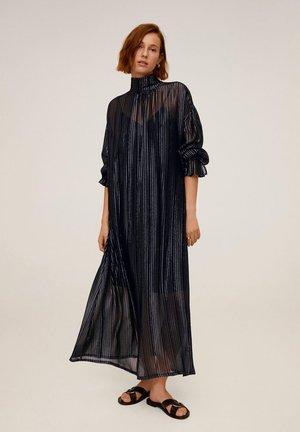 GINGUM-A - Maxi dress - dunkles marineblau