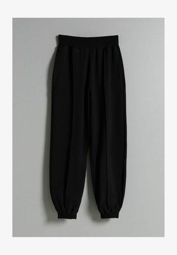 MIT BUND  - Pantaloni sportivi - black