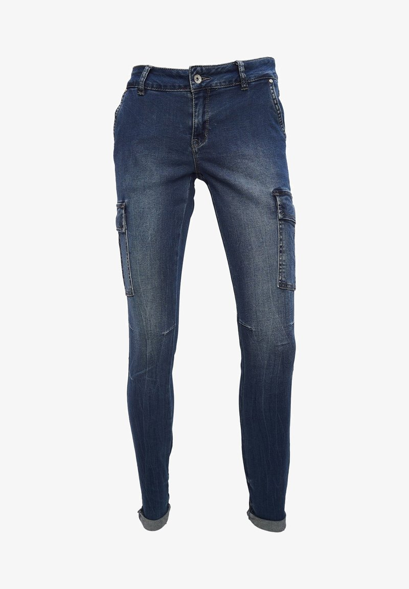 Buena Vista - Slim fit jeans - dark blue