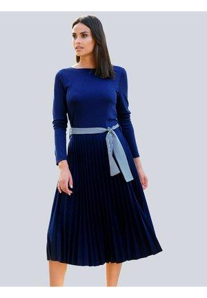 Cocktail dress / Party dress - marineblau