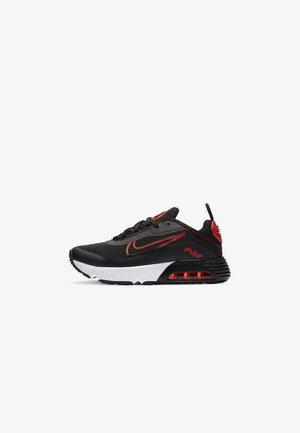 AIR MAX 2090 UNISEX - Trainers - black/chile red-black-black