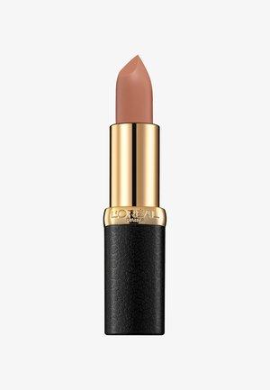 COLOR RICHE LIPSTICK MATTE - Lipstick - 652 stone