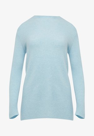 Strikpullover /Striktrøjer - light blue